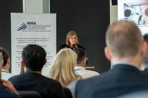 MIRA Technology Institute Strengthens Ties with Automotive Sector
