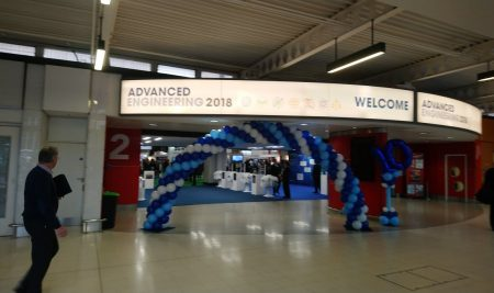 Academic Excellence at the Advanced Engineering Show 2018