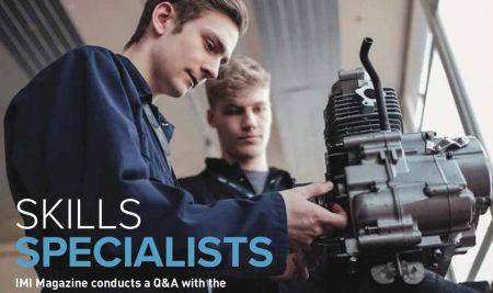 MTI featured in IMI magazine