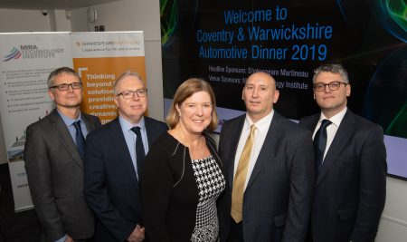 THRIVING AUTOMOTIVE INDUSTRY IS CELEBRATED AT THE MTI
