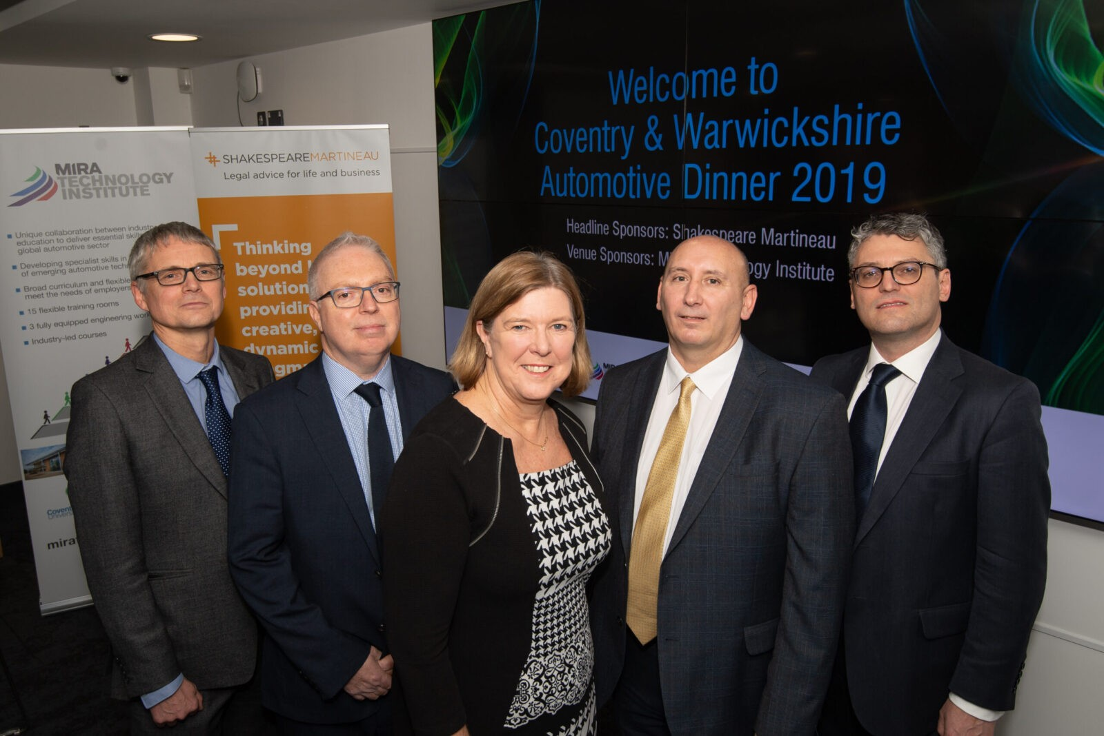 Coventry & Warwickshire Automotive Dinner