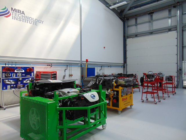 MTI EV workshop