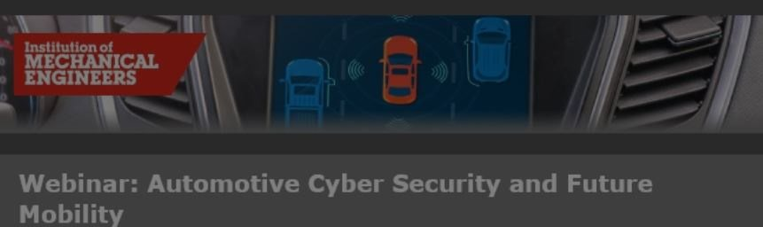 Automotive cybersecurity and future mobility